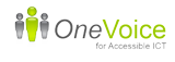 OneVoice for Accessible ICT Coalition